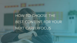 choose the best content