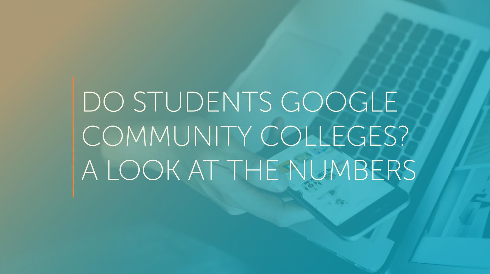 google community colleges