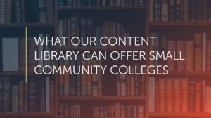 small community colleges