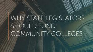 fund community colleges