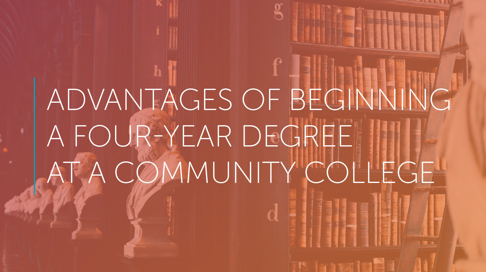 community college marketing plan