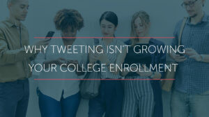 community college enrollment