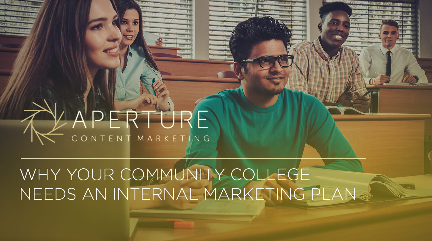Why Your Community College Needs an Internal Marketing Plan