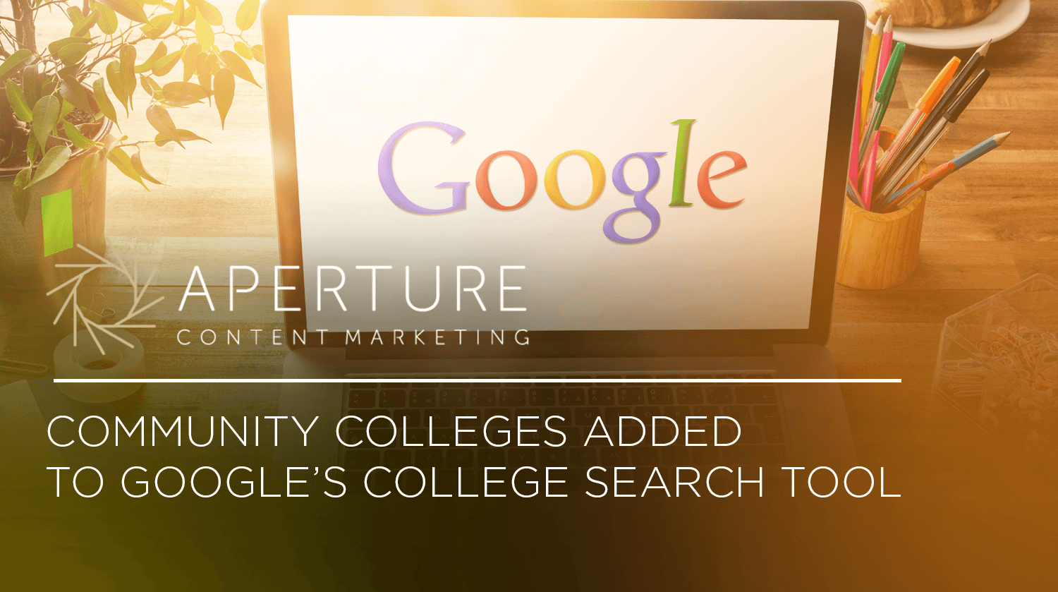 Community Colleges Added to Google's College Search Tool