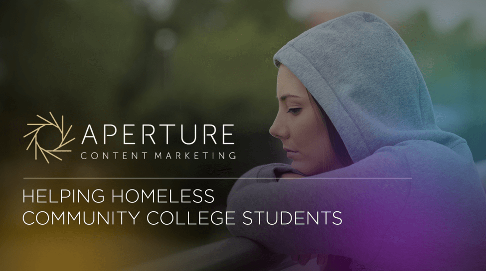 Help for Homeless College Students
