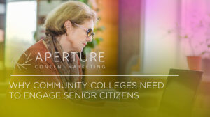 Why Community Colleges Need to Engage Senior Citizens