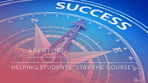 helping students stay the course